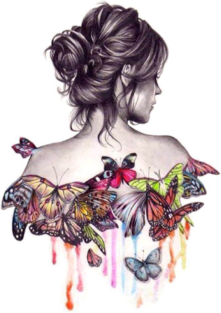 Pintura al óleo dibujo con pinceles. Belleza de mujer