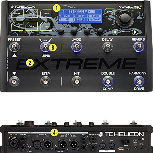 TC-Helicon VoiceLive 3 Extreme by TC-Helicon