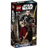 LEGO 乐高 Constraction Star Wars 星球大战系列 Chirrut Îmwe (奇鲁特·伊姆韦) 75524 8-14岁 积木玩具