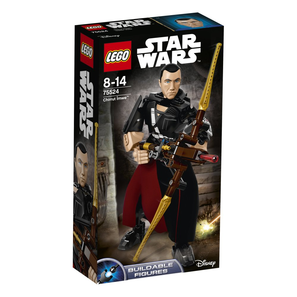 LEGO Star Wars Chirrut Îmwe