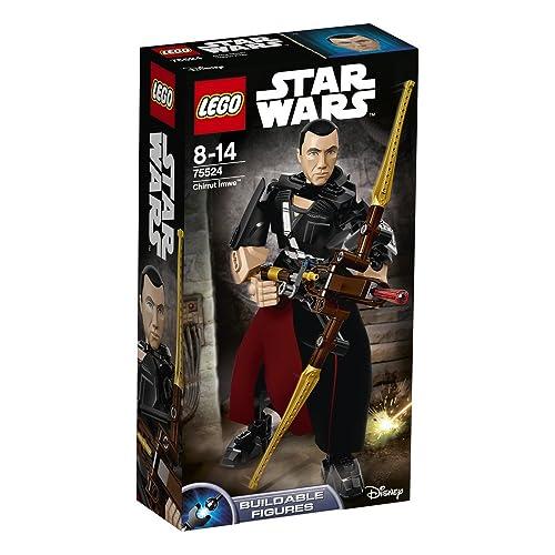LEGO - 75524 - Star Wars - Jeu de Construction - Chirrut Îmwe