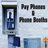 Old Pay Phone: Coin Return Door Opened and Closed
