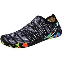TYPEIN - Zapatillas Deportivas para Hombre y Mujer, Secado rápido, Ligeras, Anchas, para natación, Buceo, Surf, Piscina, Playa