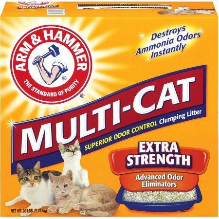 Central Park Media Arm & Hammer Multi-Cat Superior Odor C...