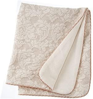 product image for Glenna Jean Maddie Matelasse Damask Quilt, Pink