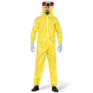 Smiffys - Disfraz de Walter White (traje de protección y ...