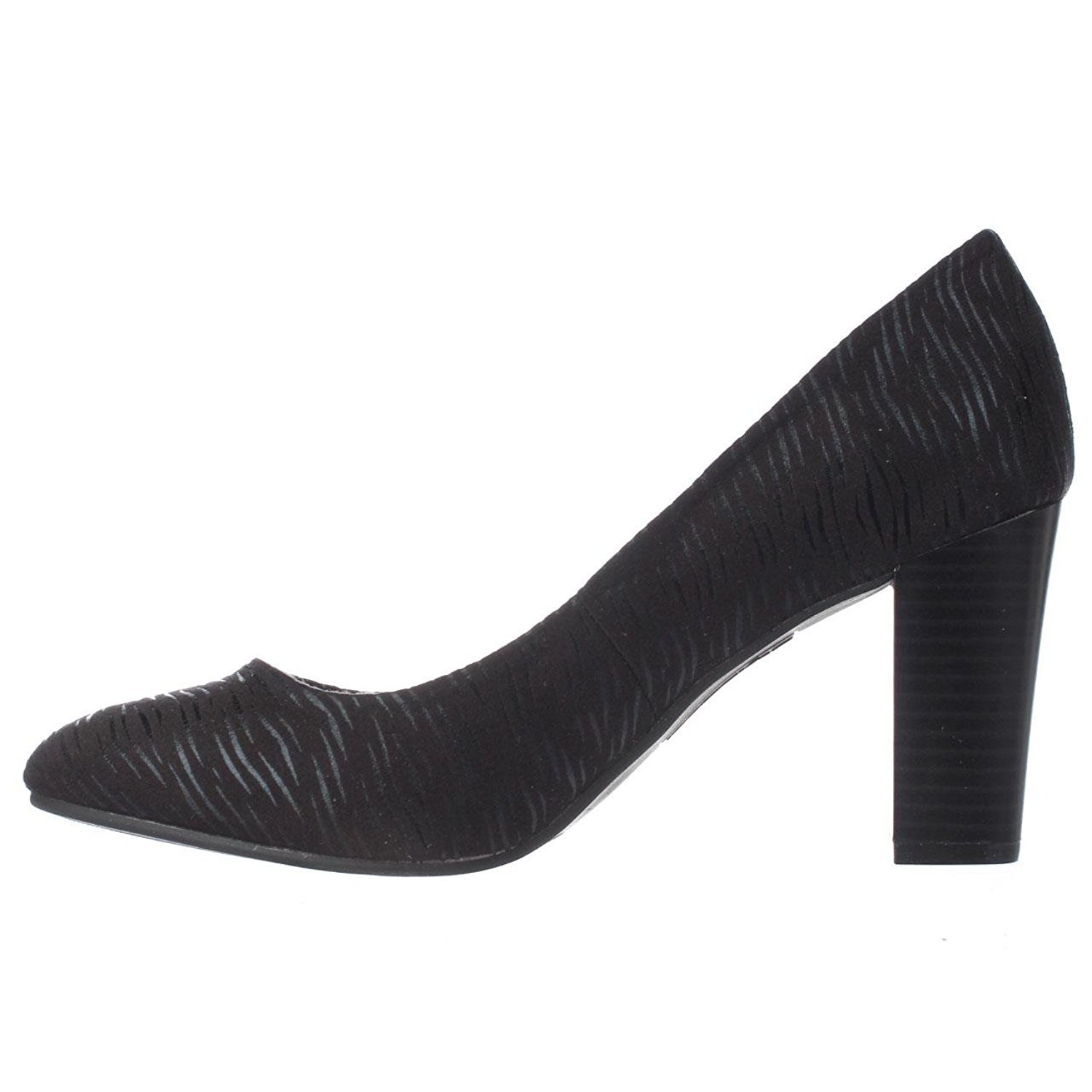 Style & Co. Womens Asyaa Closed Toe Classic Pumps, Black, Size 8.5