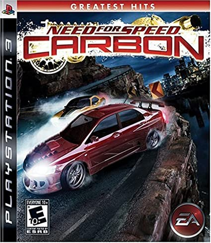 Amazon Com Need For Speed Carbon Playstation 3 Artist Not
