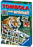 Ravensburger 21976 - Bingo infantil, con diseño de animales
