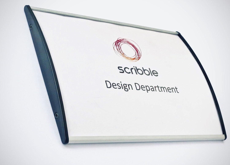 Un sacchetto da parete Sign System. Curva di Scarabeo, A6 Scribble