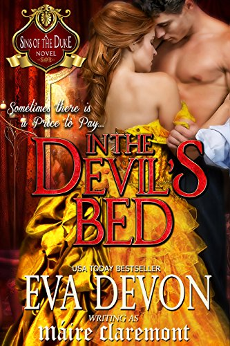 In the Devil's Bed (Sins of the Duke Book 1)