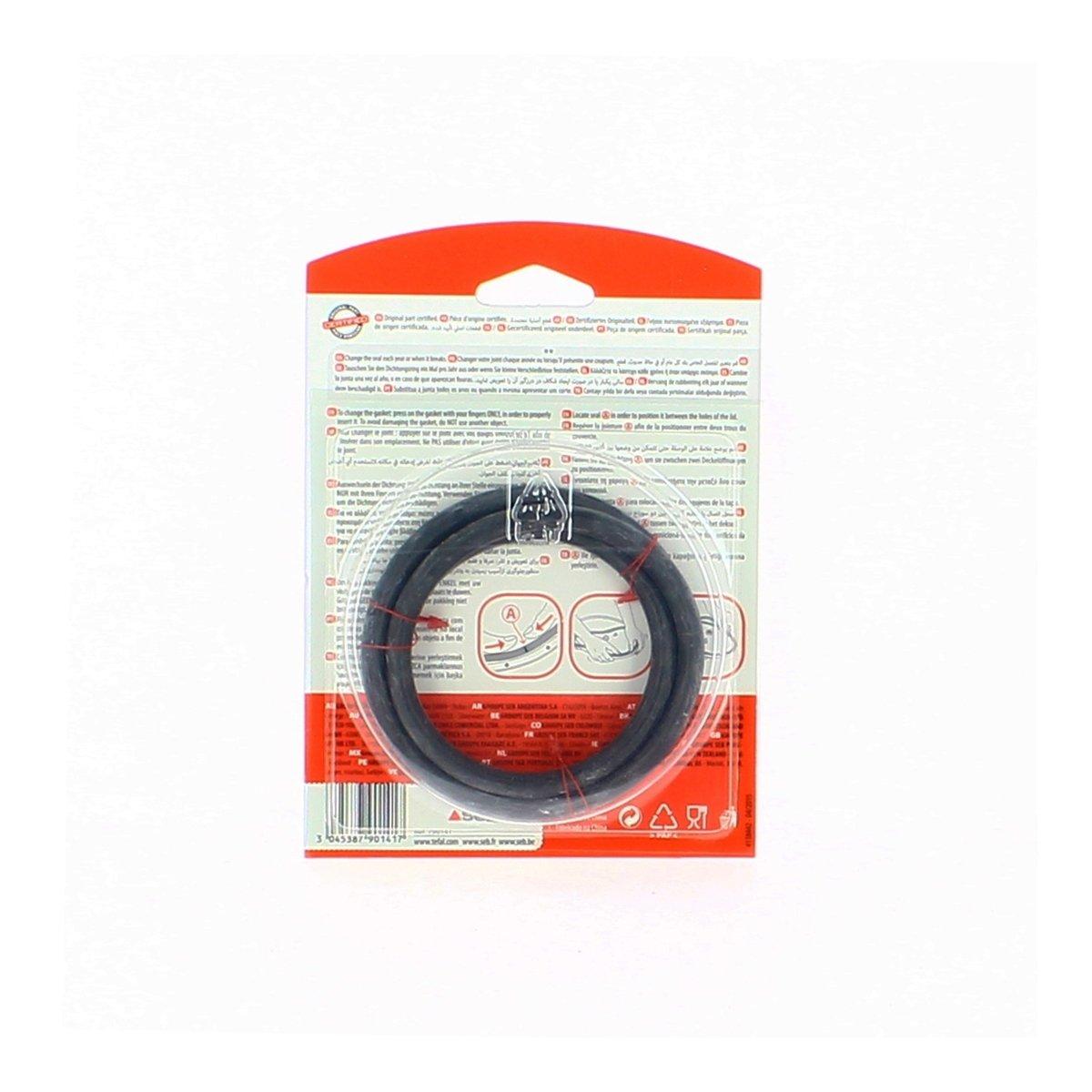 Joint 4,5/6L inox et alu Ø220 mm pour Autocuiseur