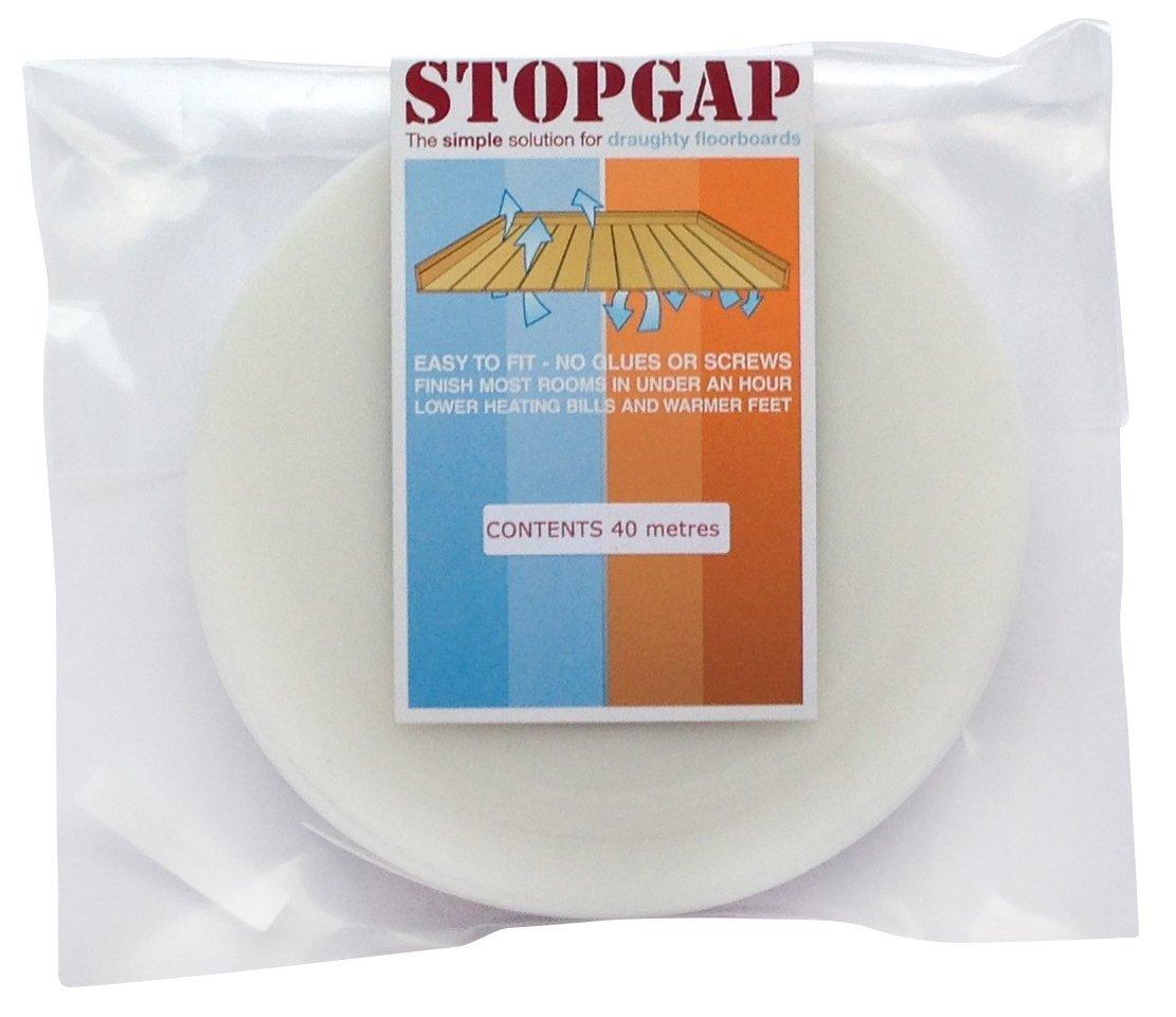 StopGap Floorboard Draught Excluder - Neutral