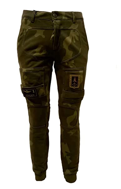 Militare Aeronautica Pf632 Uomo Camouflage Pantalone Verde Felpa TwzxwFvHnq