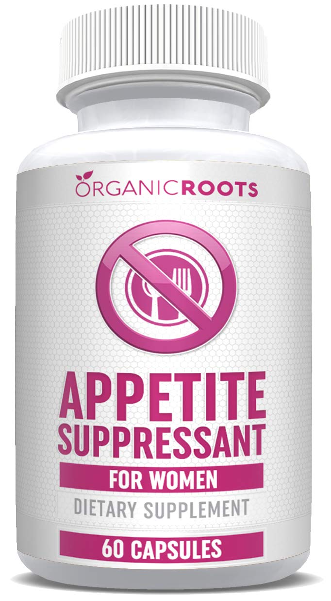 Appetite Suppressant - Weight Loss Pills - for Women & Men - Increase Energy - Boost Metabolic Rate - Reach Ketosis Fast - Keto Pills for Women - One Month Supply by Nature Driven