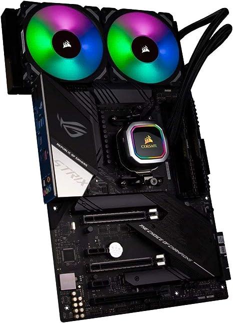 3XS Ryzen 9 RGB Bundle, AMD Ryzen 9 3900x, ASUS ROG Strix x570-F Gaming, 16GB DDR4, Corsair Hydro H100I RGB Platinum: Amazon.es: Informática