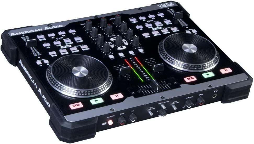 Amazon.com: American Audio Vms2 Dj Midi - Controlador ...