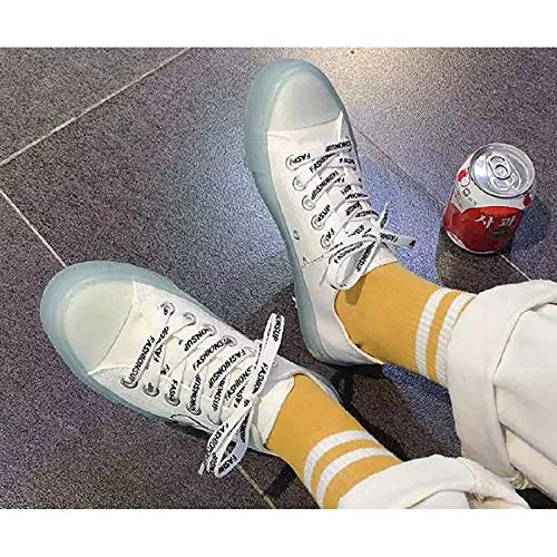 amp; Flat Toe Spring Casual Women's Sneakers Shoes Pink ZHZNVX Blue Summer Heel Canvas Blue Comfort Round 4nWz70