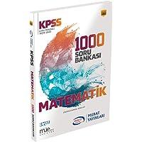 Murat KPSS Matematik 1000 Soru Bankası 1092