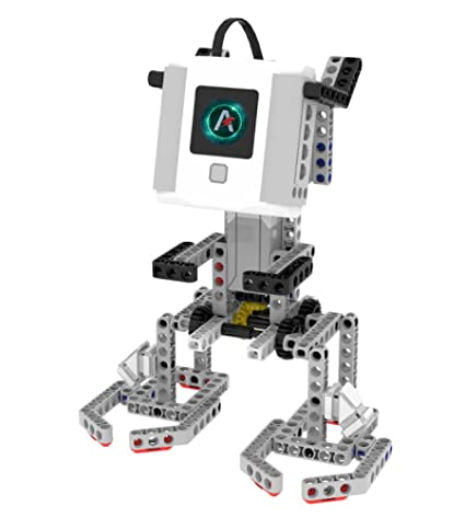 Amazon Com Abilix Building Block Robot For Kids Starter To Learn