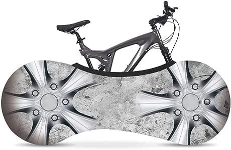 QYHSS Funda Elástica Universal de Bicicletas, Funda Bici para ...