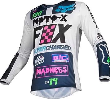 Amazon.com: Fox Racing 180 Czar - Camiseta de moto para ...