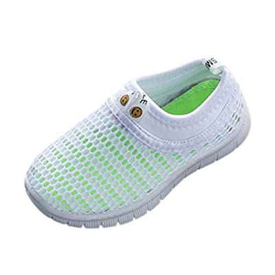 Allywit Sneakers,Kid's Casual Lightweight Breathable Running Sneakers Easy Walk Sport Shoes for Boys Girls