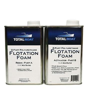 totalboat Liquid Kit 2 Lb densidad, para de célula cerrada flotación & aislamiento de espuma