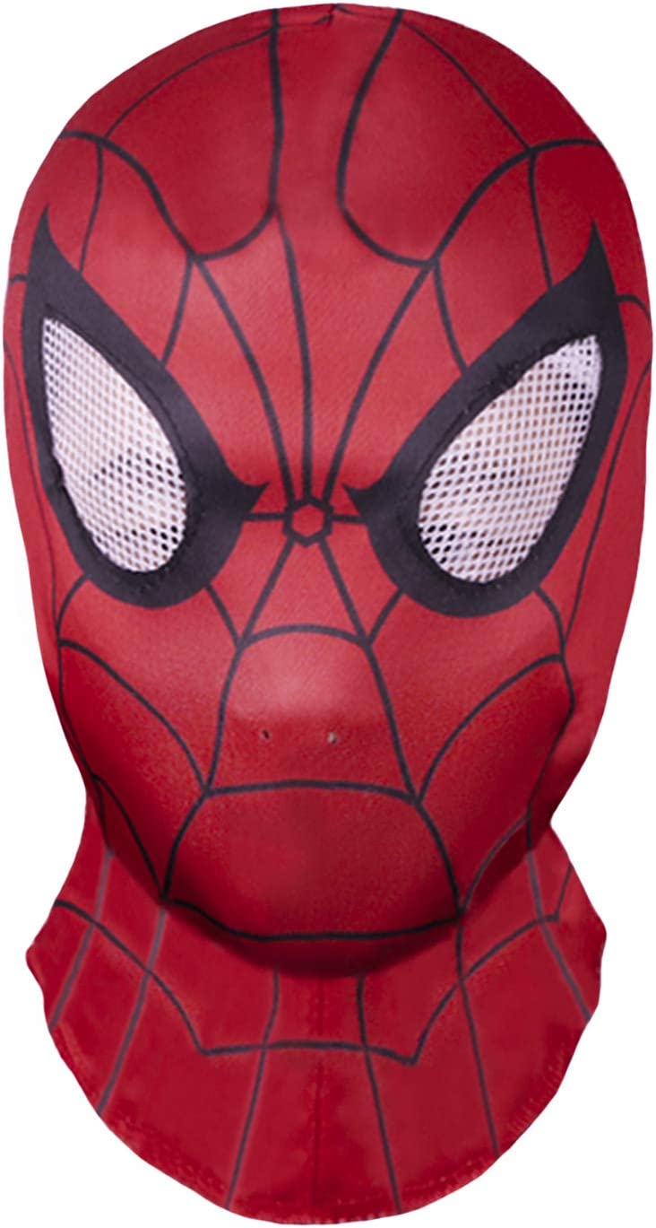 molezu Máscara de Cosplay Máscara de Fiesta de Halloween Máscara de Fiesta Capucha para Disfraz de rol
