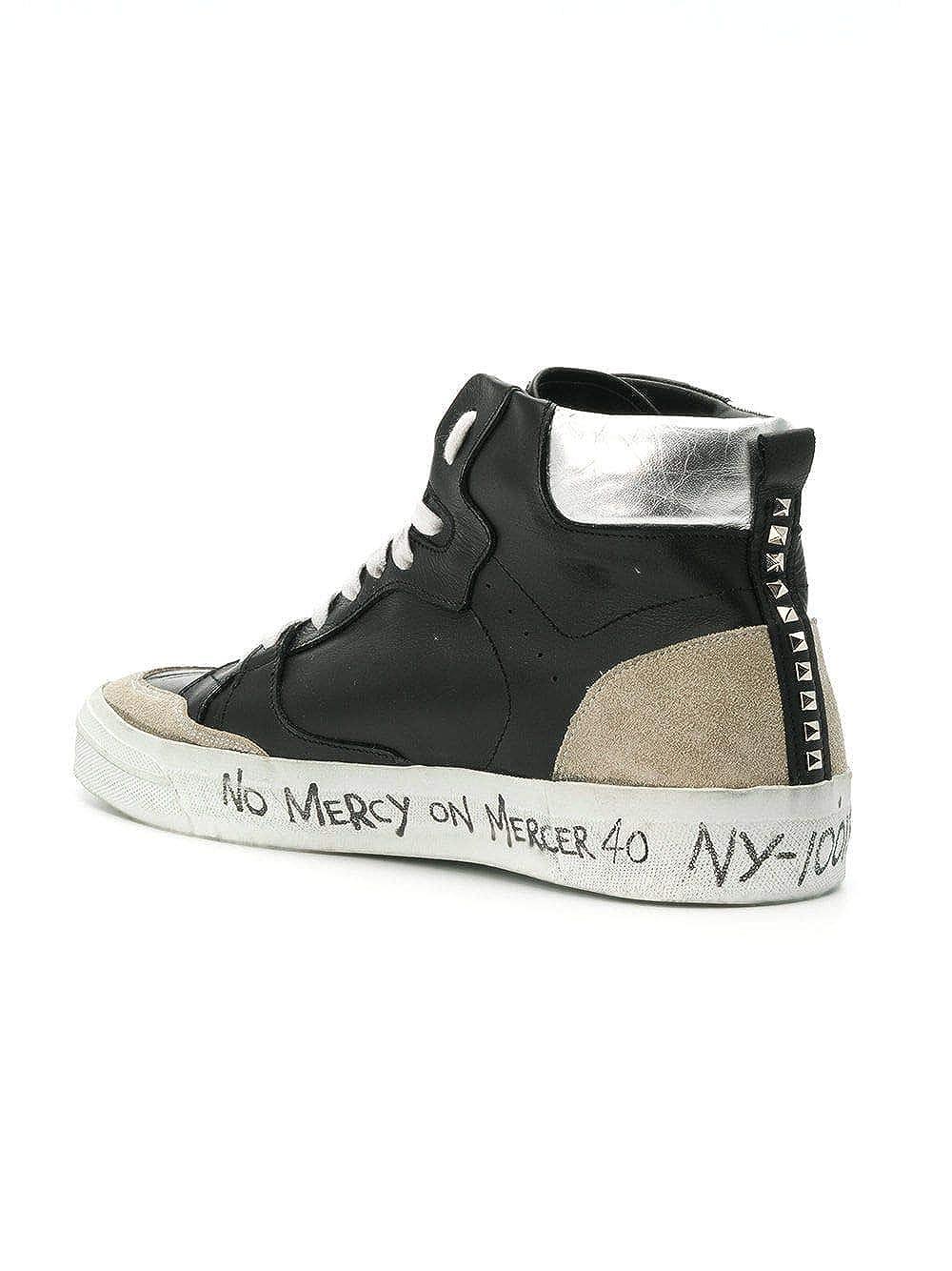 PHILIPP PLEIN, Sneaker Uomo Nero Nero IT Marke Größe, Nero