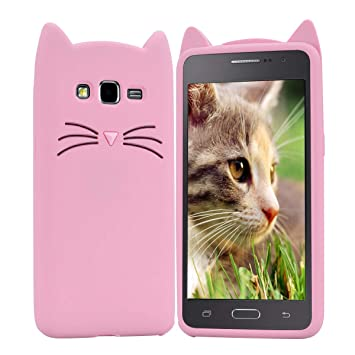 coque samsung galaxy grand prime silicone