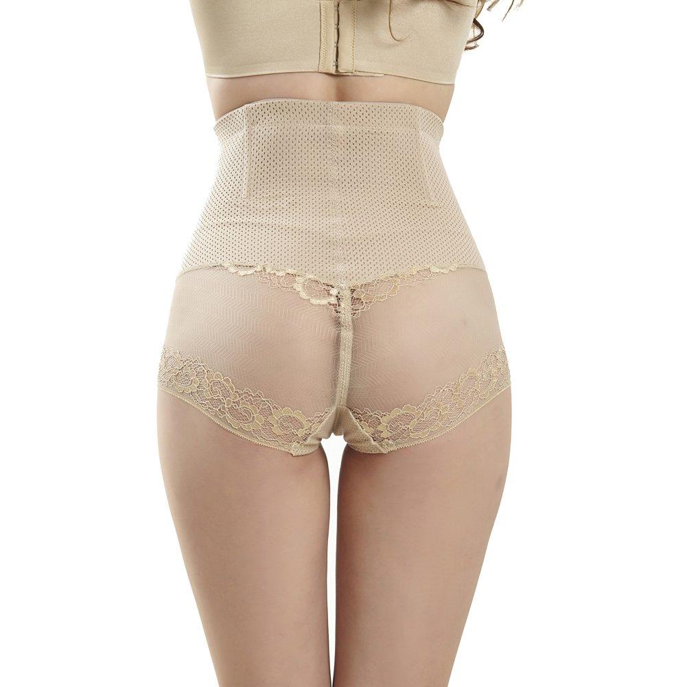 c1e557057c746 AICONL Hi-Waist Shapewear Seamless Butt Lifter Tummy Control Body Shaper  Thigh Slimming Boyshouit for Women Black at Amazon Women s Clothing store
