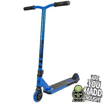Madd Gear Kick Pro - Patinete (azul/negro): Amazon.es ...
