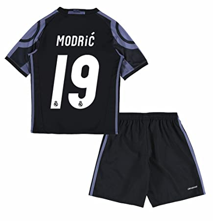 buy online 88df0 869f2 Real Madrid CF 19 Luka Modric The Third Away Football Soccer ...