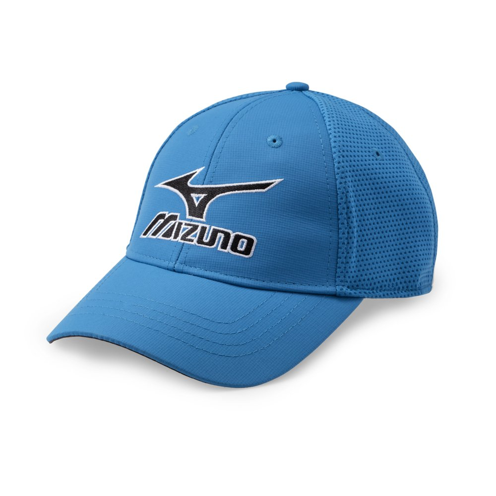 Amazon.com   Mizuno Men s Tour Fitted Cap   Sports   Outdoors 95f9bc6baa5