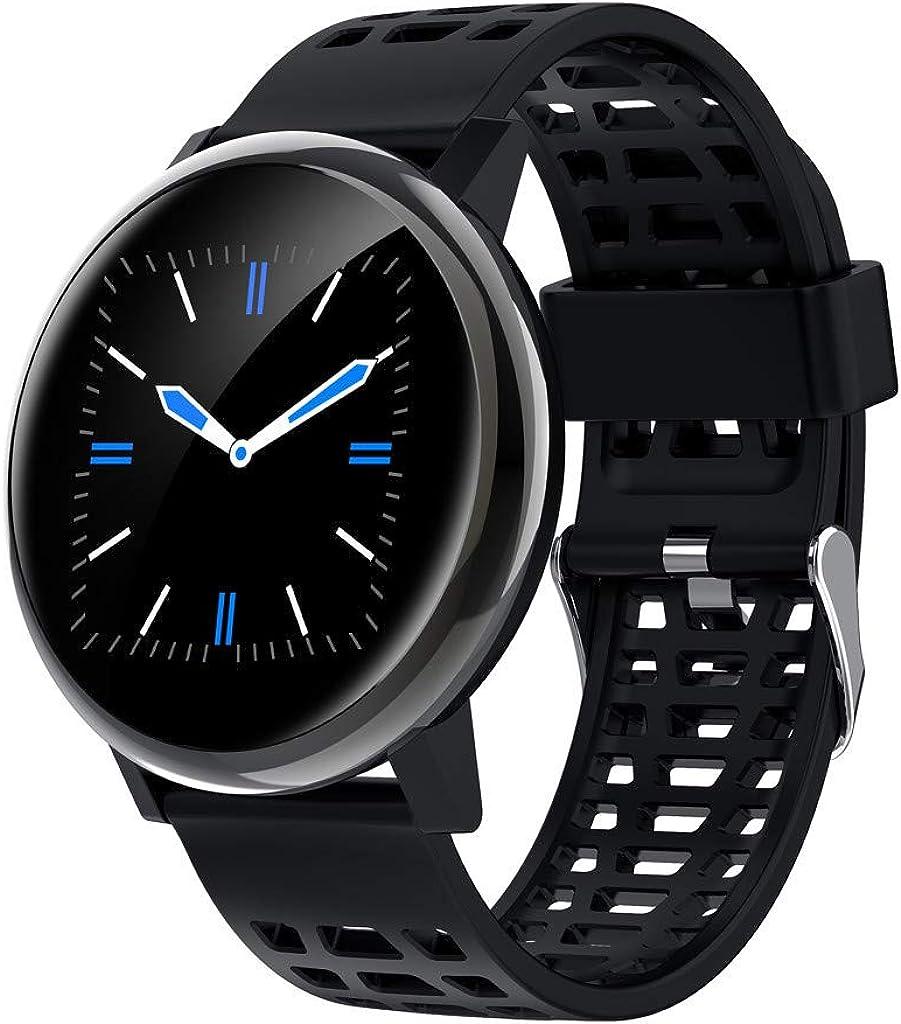 Javpoo G 30 Smart Watch IP67 Reloj Inteligente Resistente al Agua Actividad Fitness Reloj Deportivo: Amazon.es: Relojes