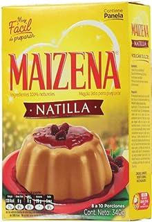 Mezcla Para Hacer Natilla, Maizena (300 Grams)