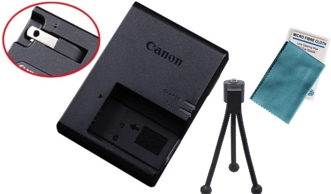 EOS Rebel T7i Kiss X8i EOS 750D EOS 760D EOS M3 EOS M6 Canon Replacement LC-E17 Quick Charger for LP-E17 Battery Canon EOS 77D EOS Rebel T6s EOS M5 EOS 8000D EOS Rebel T6i