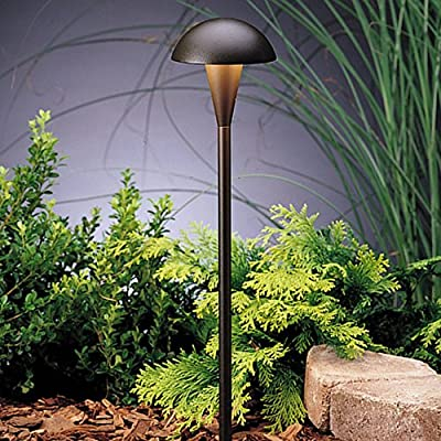 Kichler Lighting Eclipse 1-Light 12-Volt Path & Spread Light
