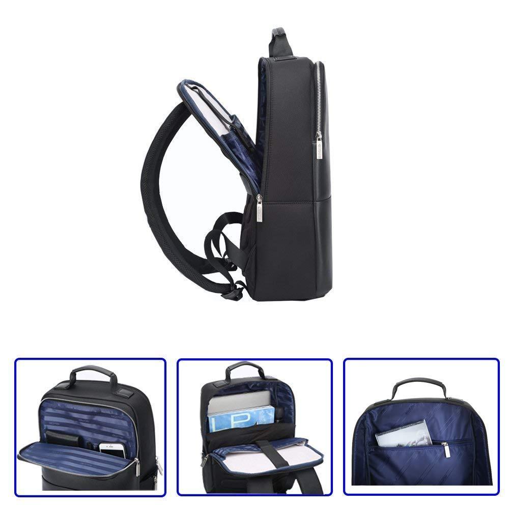 Grand noir Noir, Bleu, Vert arm/ée Bopai Sac /à dos pour homme pour ordinateur portable 39,6 cm Sac /à dos d/école Sac /à dos en nylon balistique Business /à dos