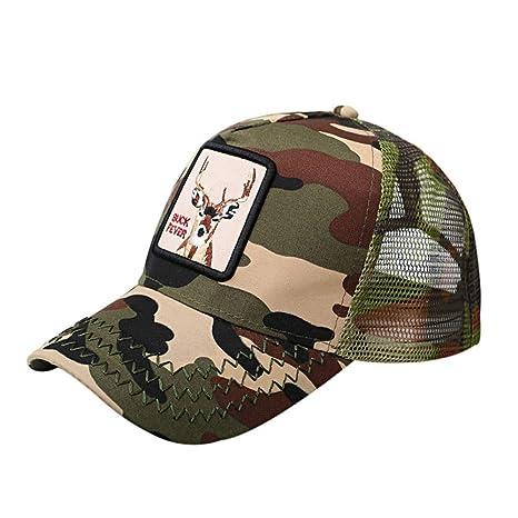 Elk Hat Wild Hip Hop Street Gorra de béisbol Gorra de ...