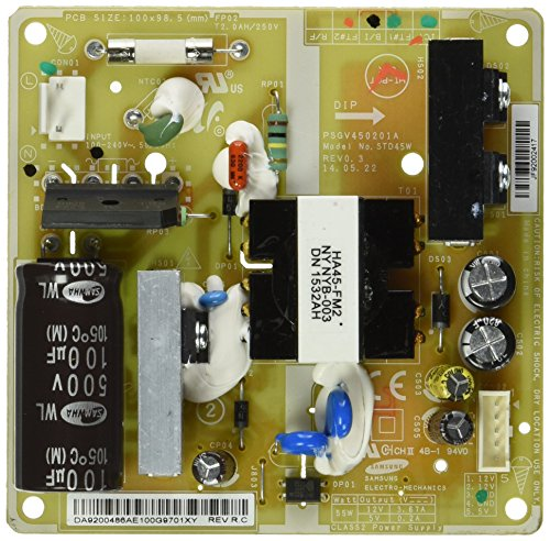Samsung DA92-00486A Refrigerator Control board