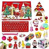 Advent Calendar 2021, Christmas Fidget Advent