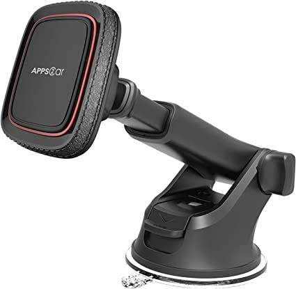 Samsung and All Other Phones Magnetic car Phone Mount Holder for car Phone in car Phone Holder Magnetic Stick Jeep Dashboard Black Magnetic Car Mount Holder for iPhone