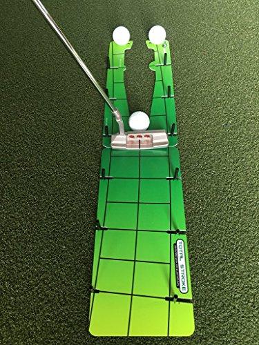 EyeLine Golf Unisex Total Stroke Putting System by Jon & Jim Mclean