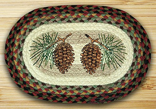 pine cone placemats - 6
