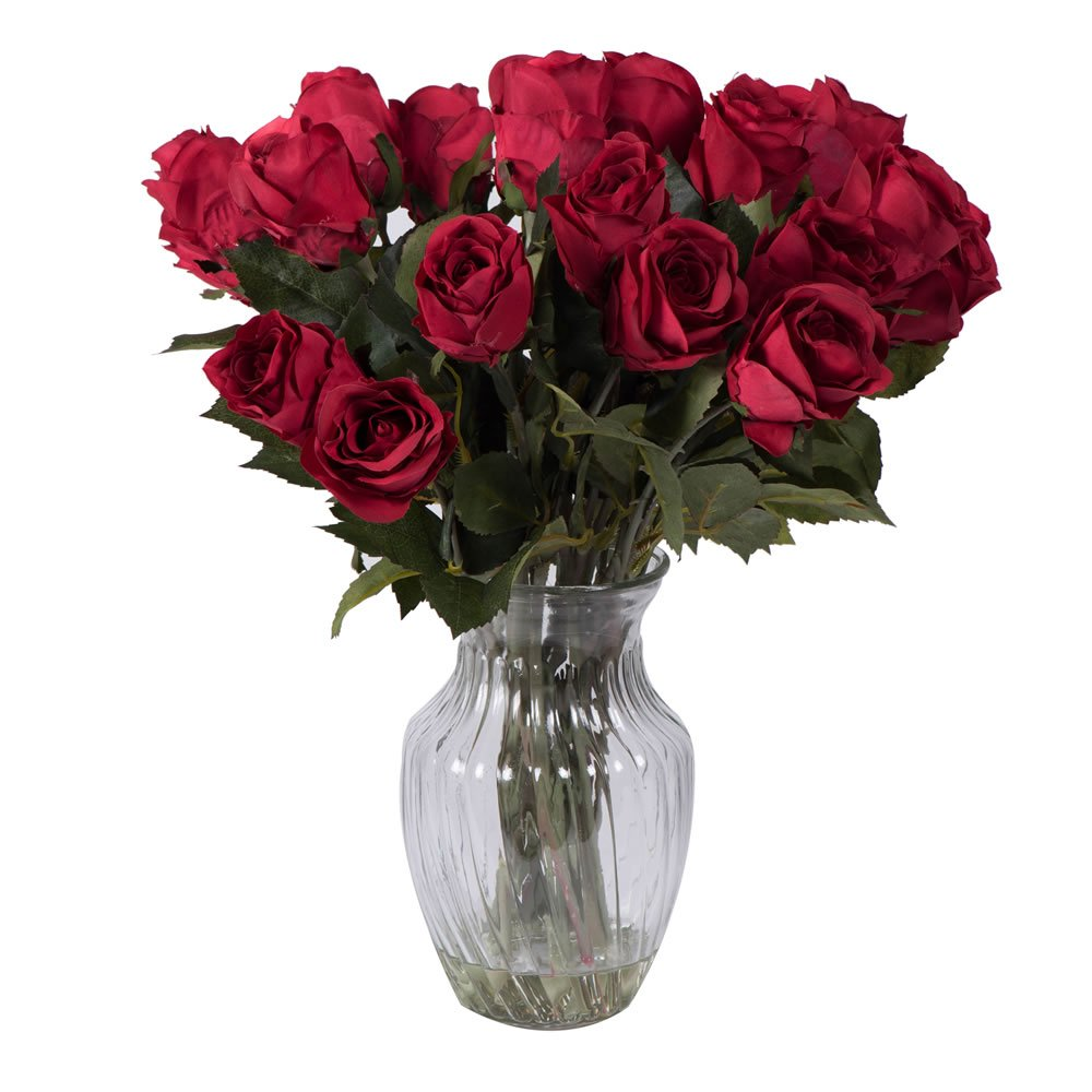 Vickerman F12188 Everyday Rose Floral