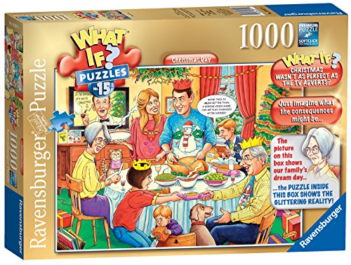 WHAT IF? No 15 - Christmas Day, R19657 1000pc jigsaw puzzle