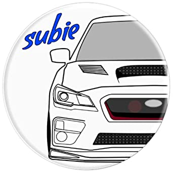 Amazon.com: Subie JDM Car Pop Socket Turbo Sports No EVOs, AWD Squad - PopSockets Grip and Stand for Phones and Tablets: Cell Phones & Accessories