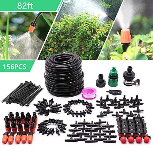 Drip Irrigation Kit,Garden Irrig...